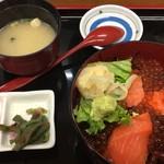 味処 まほろば - 親子丼・1620円