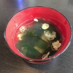 食彩遊膳 まる梅 - 鯛の汁
