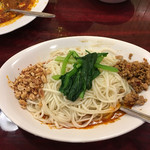 中国家庭料理 楊 - 汁なし担々麺('17/01/14)