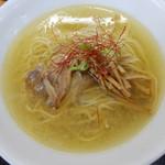 魔界ラーメン 月光 - 料理写真:鶏塩中華そば