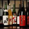 武蔵野うどん じんこ - ドリンク写真:めずらしい地酒が常時15種類以上