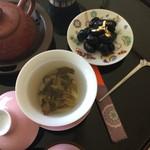 61237988 - 「茉莉花 真珠茶」を蓋碗で❣️