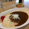 キャロット - 料理写真:デリシャスカレーセット700円(ドリンク付き)