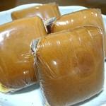 アンコヤ - 料理写真:四角いどら焼き