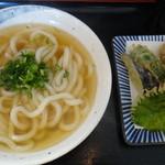 富泉 - 温うどんと鶏天。富泉(静岡県湖西市)食彩品館.jp撮影