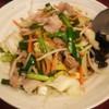 居酒屋丸十 - 料理写真:肉野菜炒め。