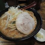 麺処 花田 - 【再訪】辛味噌
