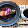 かいつか - 料理写真:ベリーソース