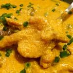 リム ロス タイ - ソフトシェルクラブは初めて喰らったが、川海老の唐揚げチックな食感でしたw