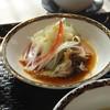 銀座アスター - 料理写真:白身魚と野菜の強火蒸し