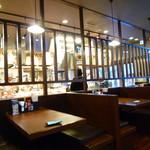 丸亀製麺 - 客席