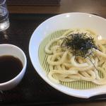 香川製麺所 - ざるうどん(*゚∀゚*)240円