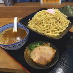 つけ麺専門店 二代目YUTAKA - 豊つけめん(特盛の特盛の冷盛)