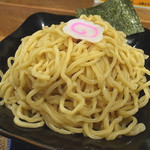 つけ麺専門店 二代目YUTAKA - 茹で前麺量750g