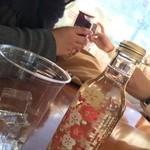 ファンタジー号 喫茶コーナー -