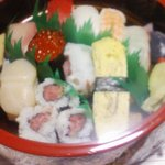 鮨飛脚 - 枇杷(1,470円也)