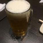 壱番 - 生ビール