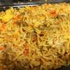 となりのインド人 - 料理写真:侮るなかれ。隣のインド人本気のビリヤニがここにある。