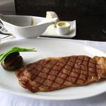 ニューヨーク・グリル - 米沢牛サーロイン 180g