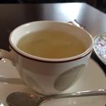 ノラリ&クラリ - オーナーのお里、徳島の柚子がたっぷりの柚子茶、暖まりますよ♪(2017.1.15)