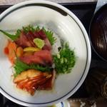 とさ - 料理写真:キンメ丼