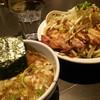 麺屋武蔵 巖虎 - 料理写真:巖虎濃厚つけ麺『麺350g』 2017年1月15日