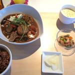 61310561 - 旬菜スープセット