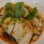 四川料理 巴蜀 - 前菜 よだれ鶏
