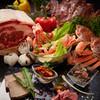 アロマーズ - 料理写真:2月の金・土・日・祝日はビーフと蟹を思う存分お楽しみいただけるフルディナービュッフェ!