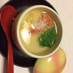 61315027 - 蟹茶碗蒸し