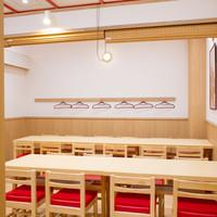 つきぢ神楽寿司 - 椅子のお席