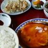 白楽天 - 料理写真:カニ玉セット