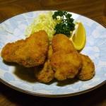 かき豊 - 牡蠣フライ