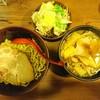 イツワ製麺所食堂 - 料理写真:2016年12月 キノコつけ麺 890円