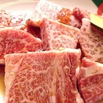 焼肉ステージ 昌苑 - 料理写真:おすすめ伊賀牛