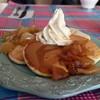 ミルカ - 料理写真:冬のパンケーキ アップル