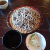 奥信濃幻の蕎麦処 富倉そば支店 - 料理写真:もりそば並