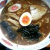 中華そば 初代 梵天丸 - 料理写真:濃厚魚介中華大盛り750円