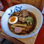 麺 玉響 - 甘露醤油麺