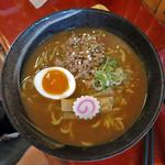 麺 玉響 - カレー拉麺