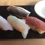 ビューアンドダイニングザスカイ - 寿司