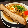 This is 中川 - 料理写真:チャーシュー麺【ホワイト中川Ver】
