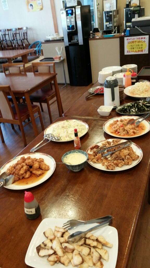 ラスパたかざき 中華名菜 星蘭