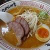 にゃがにゃが亭 - 料理写真:「味噌らうめん」800円也。税込。