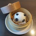 浜松四川飯店 - パンダ肉まん(220円)