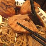 ニュー オールド スタイル 肉そば けいすけ - 2017.01.14
