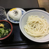 和香松 - 料理写真:ざるうどん(*゚∀゚*)380円