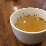 洋食ますだ - オニオンスープが美味い!(2017.1.17)