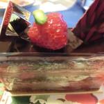 61362300 - チョコレートケーキ