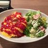 千林駅前カフェ - 料理写真:オムライス